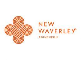 New Waverley Edinburgh logo