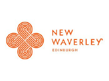 New Waverley Edinburgh logo