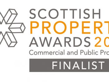 Scottish property awards 2018 finalist logo
