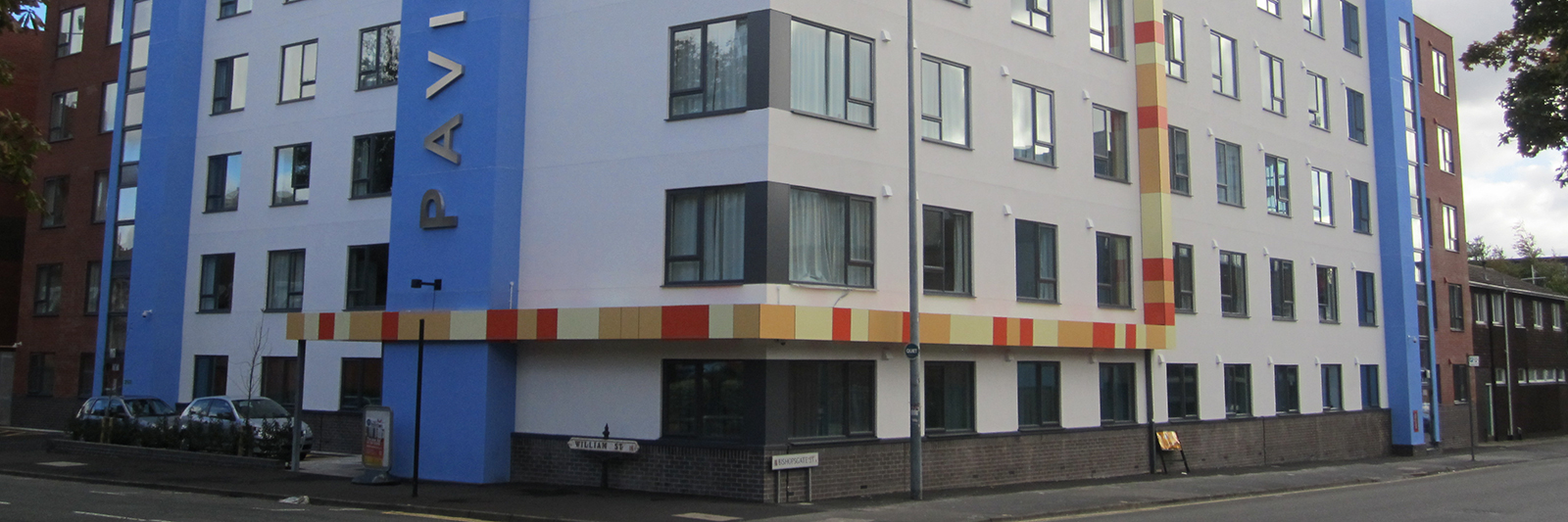 The Pavilion student accommodation