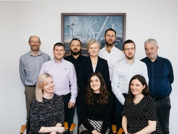 Group photo of the Artisan Real Estate team