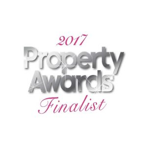 2017 property awards finalist logo