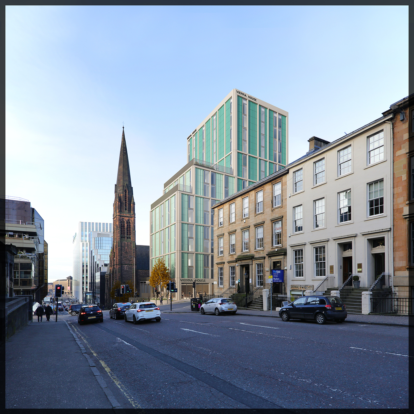 Planning Consent For Two-Nine-Two