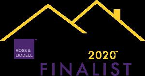 The Scottish Homes Awards 2020 Finalist logo